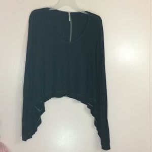 FREE PEOPLE Women's Oversized Knit Top Small